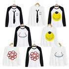 2017 Daily Fashion Cosplay Costume Assassination Classroom Korosensei Top Shirt