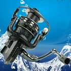 13BB+1 Bearing All Saltwater Freshwater Spinning Fishing Reel 5.1:1 BA1000-7000