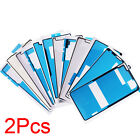 2Pcs Touch Screen Front & Back Adhesive Sticker Glue Tape For Sony Xperia Series