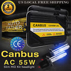 AC 55W CANBUS NO FLICKER ERROR FREE XENON HID KIT 9005 9006 H1 H3 H4 H7 H9 H11 $37.92 USD on eBay