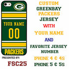 Green Bay Packers NFL Phone Case Cover for iphone 7 iphone 6 iphone 5 ipod 5 etc