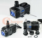 160-4200 GPH Submersible Adjustable Water Pump Pond Aquarium Fish Hydroponics