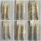 Lovely Chain Link Hooked Dangle Earrings 6 Designs Gold or Silver