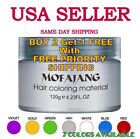 Unisex DIY Hair Color Wax Mud Dye Cream Temporary Modeling 7 Colors USA SELLER