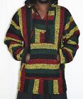 Baja Jacke_Kapuzen Pulli_Hooded Jacket_Dreadlocks, Goa, Rasta