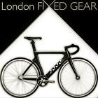 London FIXED GEAR T.O.R. Bike Full-Carbon Track Pista Velodrome    (~7kg)