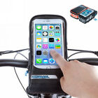 ROSWHEEL Bicycle Bag Bike Handlebar Bag Pouch Touch case For iphone 7plus 5.7""