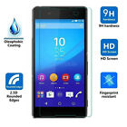 REAL TEMPERED GLASS FILM LCD SCREEN PROTECTOR FOR SONY XPERIA COMPACT Z2/Z3/ Z5