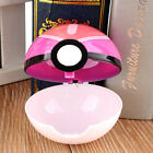 Children Baby 7cm Pokemn pikachu Pokeball Cosplay Pop-up Master GS poke BALL BO