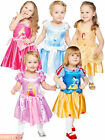 Baby Toddler Disney Princess Costume Girls Travis Fancy Dress Fairytale Outfit