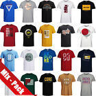 Jack Jones T-Shirt Herren Rundhals Shirt Party 3er 6er 9er MIX  Tee S,M,L,XL,XXL