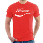 Louis Theroux Coca Cola Men's T-Shirt £15.95  on eBay