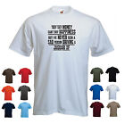 'Jaguar XF' - Men's Funny Car Gift T-shirt 'They say Money can't buy...'