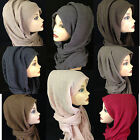New Style Very Soft Cotton Crinckle Hijab, Scarf, Womens Shawl