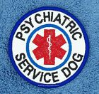 PSYCHIATRIC SERVICE DOG PATCH 3 in Danny & LuAnns Embroidery assistance support