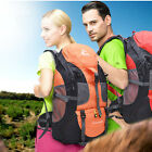Women Men 50L Camping Travel Hiking Backpack Bag Rucksack Mountaineering DayPack
