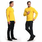 Star Trek Costume Cosplay Beyond Captain Kirk Spock Uniform Scotty Sulu on eBay