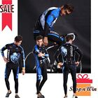 Men's Cycling Bike Long Sleeve Clothing Jersey Shorts Sports Wear Bicycle Suit