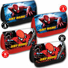 Amazing SPIDERMAN Personalised Pencil Case Bag Pouch School Marvel Any Name New