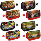 TOY STORY Personalised Pencil Case Any Name Gift Kids School Make up Bag Disney