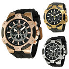 Invicta Signature II Chronograph Rose Gold-tone Mens Watch - Choose color
