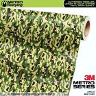 camouflage vehicle wrap - MINI JUNGLE Camouflage Vinyl Vehicle Car Wrap Camo Film Sheet Roll Adhesive