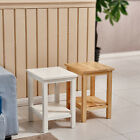 New Solid Wood Bedside Table Side/End Pine Table With Shelf Bedroom Furniture