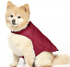 32 Degrees Reversible Down Puffer Coat for Dogs SIZE SMALL