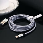 Cables Adapters - LOT Geniune Apple IPhone 6 7 8 Plus MFI Braided Lightning USB Cable Data Charger