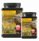 Exo Terra Soft Pellets Adult European Tortoise Food