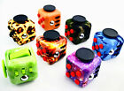 2017 Style Magic Fidget Cube Toy Girls Boys Adults Child Gift Stress Relief US