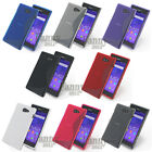 Gel TPU Skin Cover Case for FOR SONY XPERIA M2,D2303,D2305 D2306 S50h