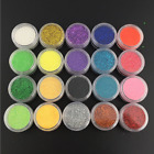 Nail Art Face Body Eye Shadow Craft Paint Iridescent Multi Fine Dust Glitter