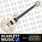 ESP LTD WA-200 Warbird White Camo Will Adler Electric Guitar *BNIB* - Save $250.