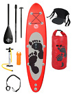 ENTRADIA II 10ft Inflatable SUP Stand Up Paddleboard - Ultimate Pack