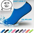 New Skin Shoes Water Aqua Shoes Summer Yoga Sport Pool Beach Swim Slip On Surf
