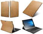 Luxury ICARER Genuine Leather Flip Case Cover For Microsoft Surface Book / Pro 4