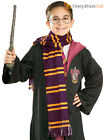 Harry Potter Accessories Childs Adults Scarf Wand Tie Fancy Dress Book Week