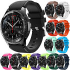 Comfort Active Sport Watch Strip Skin Band For Samsung Gear S3 Frontier/ Classic