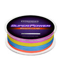 KASTKING SUPERPOWER BRAIDED FISHING LINE INCREDIBLE SUPERLINE MULTYCOLOR LINE