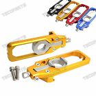 New Black/Blue/Gold/Red Chain Adjuster Aluminum for BMW S1000 RR HP4 2013-2014