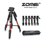 ZOMEI Q111 Professional Aluminum Travel Tripod Pan Head Portable For Camera