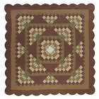 Barrington Scalloped Quilt in 4 Sizes