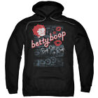 Betty Boop BOOP OOP A DOOP Wink Vintage Style Licensed Sweatshirt Hoodie $57.07 USD on eBay