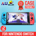 Nuglas Nintendo Switch Tempered Glass Screen Protector for Nintendo Switch