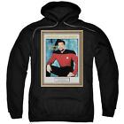 Star Trek TNG EMPLOYEE OF MONTH Riker Number One Licensed Sweatshirt Hoodie on eBay