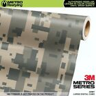 LARGE DIGITAL ARMY Camouflage Vinyl Car Wrap Camo Film Sheet Roll Adhesive