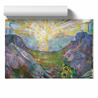 Poster Various Sizes Edvard Munch  The Sun