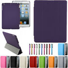 New Smart Stand Magnetic Slim Leather Case Cover For Apple iPad 2 3 4 Air 2017