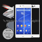 3D Full Cover Tempered Glass Screen Protector for Sony Xperia X, X Performance
